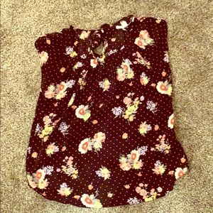 Blouse Dress Top